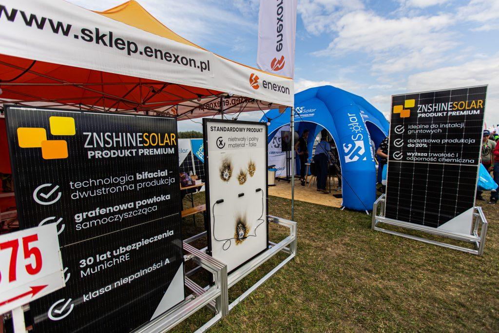 Fotowoltaika Wielkopolska Poznań targi agroshow enexon hgsolar 120